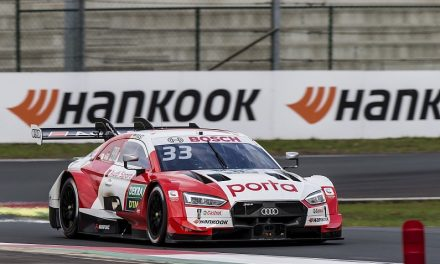 DTM Zolder: Rast takes second win to close points gap – DTM