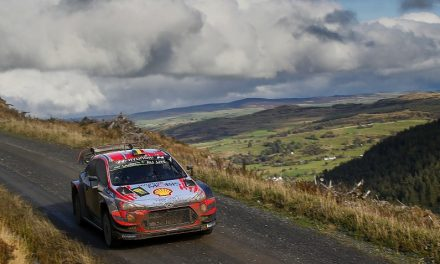 "Motorsport UK ""grateful"" for Rally GB slot on 2021 WRC calendar – WRC"
