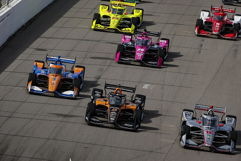 """Dixon: O'Ward is """"one of the best guys on the track"""" in IndyCar – IndyCar"""