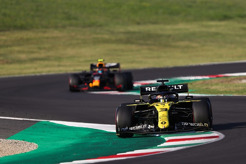Renault: Red Bull engine situation won't impact Alpine F1 strategy – F1