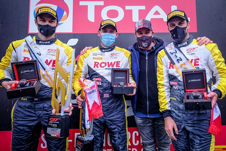 """Porsche's Tandy """"burst into tears"""" after securing Spa 24 Hours win – GT"""