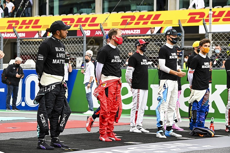 F1 teams agree in principle to 2023 driver salary cap of $30m – F1