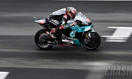 Flawless Quartararo digs deep to deny Miller and land home French MotoGP pole | MotoGP