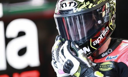 Aleix Espargaro explains Aragon MotoGP qualifying clash with brother – MotoGP