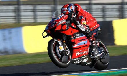 Petrucci expects 10-rider podium battle in MotoGP French GP – MotoGP