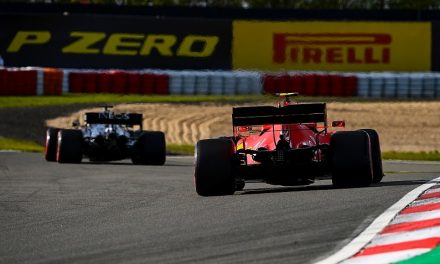 """Managing tyres for Eifel GP a jump into the """"unknown"""" – F1"""