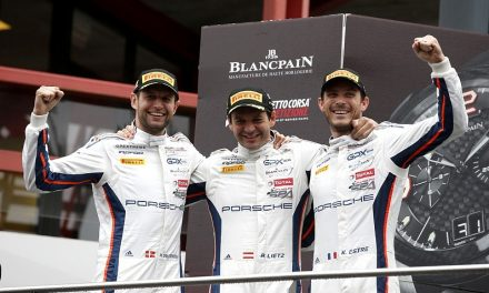 Estre, Christensen and Lietz to defend Spa 24 Hours win with KCMG Porsche – GT