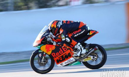 Moto3 Results – 2020 French MotoGP Free Practice (
