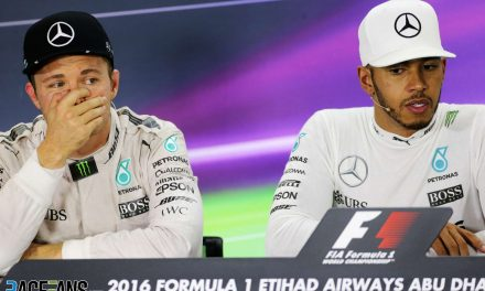 "Hamilton's 2016 title defeat ""annoyed"" him, didn't change him· RaceFans"