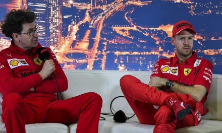 Binotto mentally rehearsed Vettel Ferrari F1 future phone call three times – F1