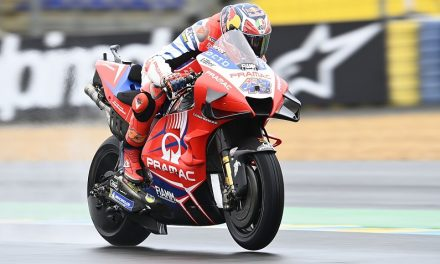 French MotoGP: Miller tops FP2 in tricky conditions – MotoGP
