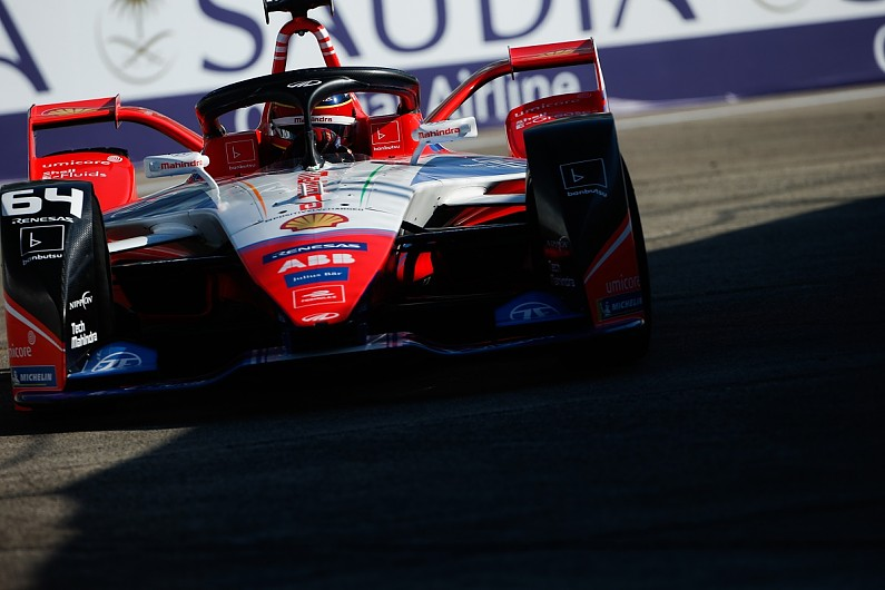 D'Ambrosio joins Venturi FE as deputy team principal, retires from driving – Formula E