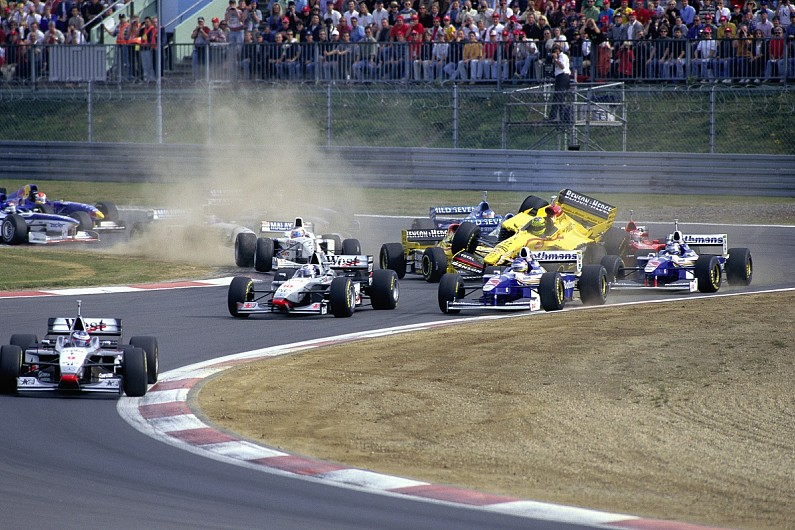 The great unheralded Nurburgring Formula 1 drives – F1