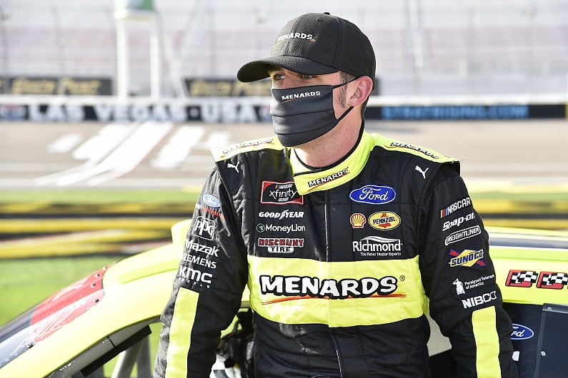 DiBenedetto gets one-year Wood Brothers extension, Cindric joins for 2022 – NASCAR