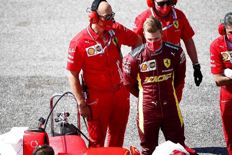 Schumacher has nothing to prove in F1 Eifel GP FP1 debut – Leclerc – F1