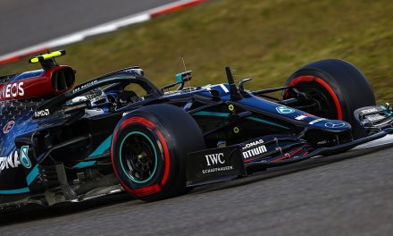 F1 Eifel GP: Bottas takes pole position from Hamilton at Nurburgring – F1