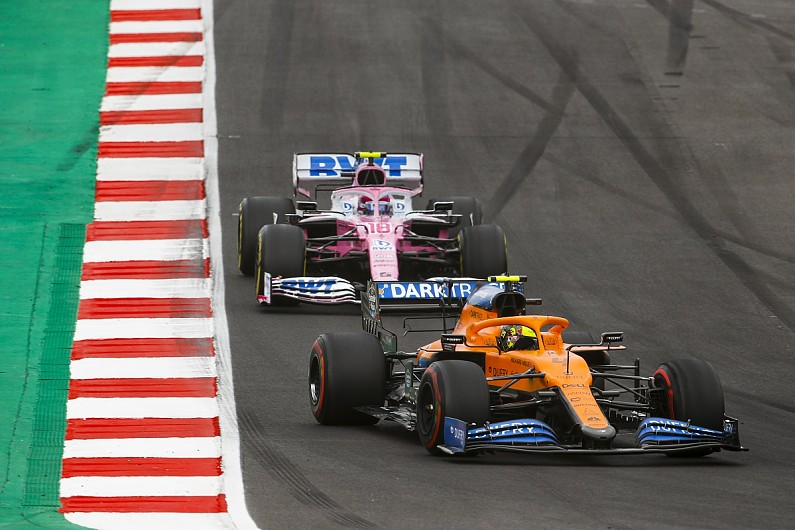 """Norris frustrated Stroll """"doesn't seem to learn"""" after F1 Portuguese GP crash – F1"""