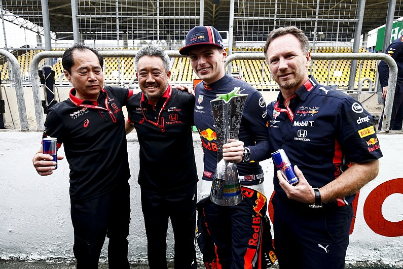 "Verstappen ""could feel it coming"" about Honda's F1 exit – F1"