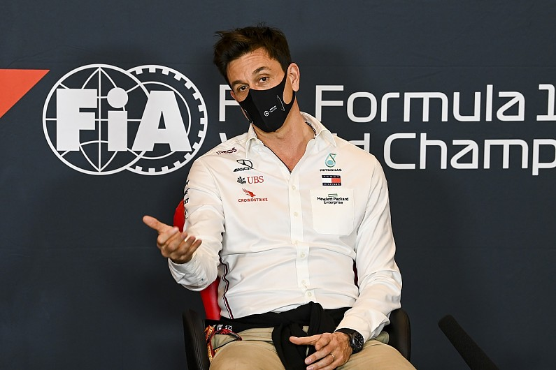 Wolff searching for successor as Mercedes F1 team boss – F1