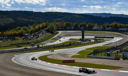 F1 start time: What time does the Eifel Grand Prix start? – F1