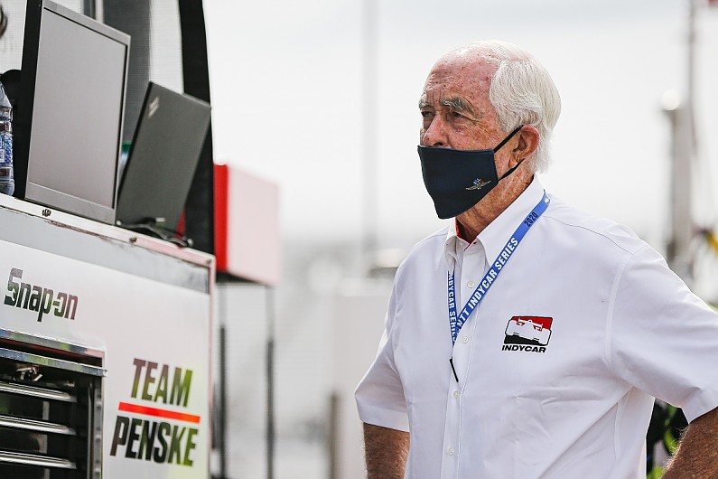 Penske yet to make decision on McLaughlin or Supercars future – IndyCar