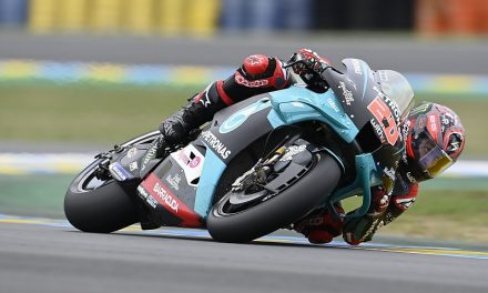 French MotoGP: Quartararo tops FP3 as Mir drops into Q1 – MotoGP