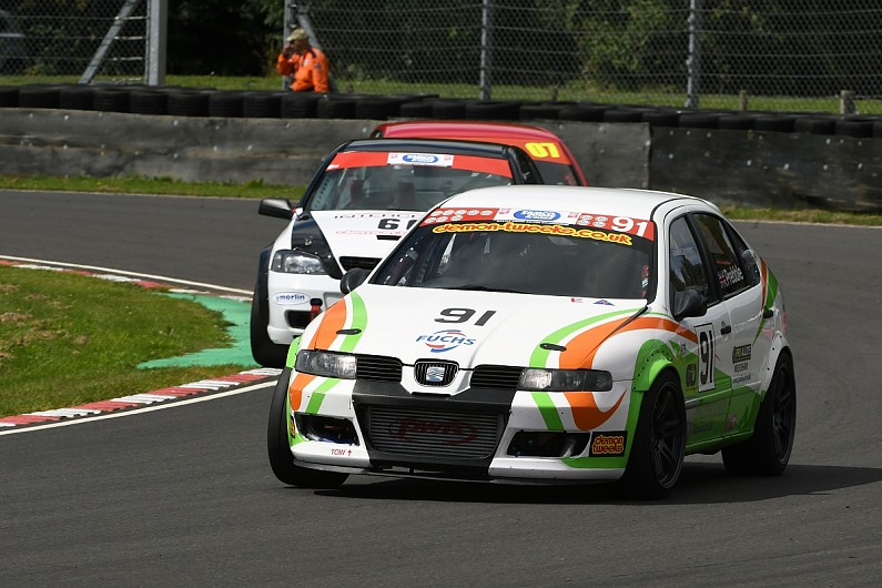 The SEAT club racer putting Moss and Senna in the shade – National