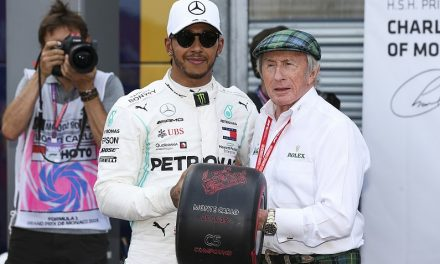 Stewart: F1 titles and wins don't put Hamilton on level of Clark, Fangio – F1