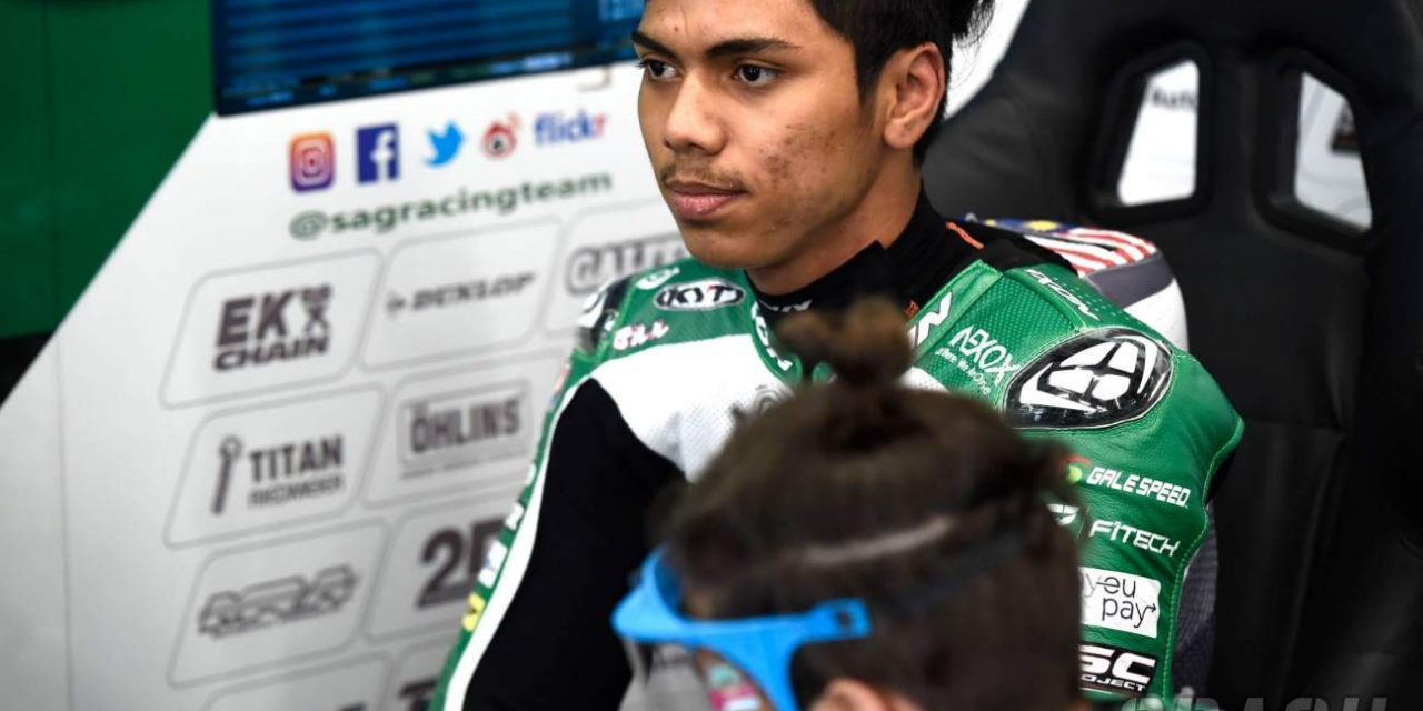 2020 French Moto2, Le Mans – Free Practice (1) Results