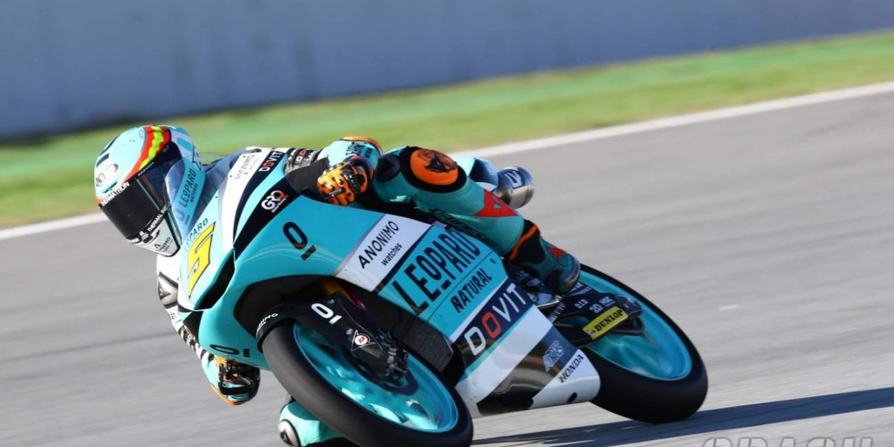 2020 French Moto3 Grand Prix, Le Mans – Qualifying Results