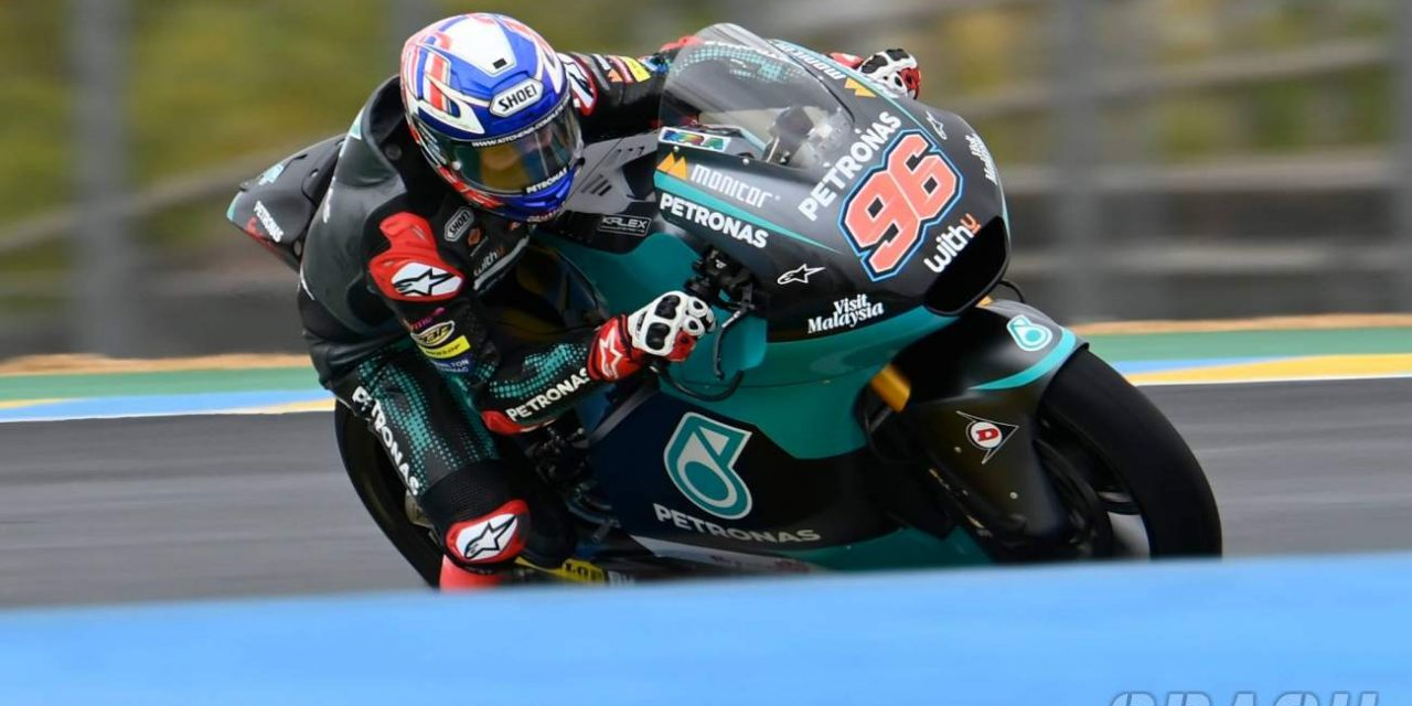 French Moto2, Le Mans – Free Practice (2) Results