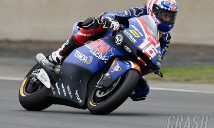 French Moto2: Roberts returns to pole position in Le Mans | MotoGP