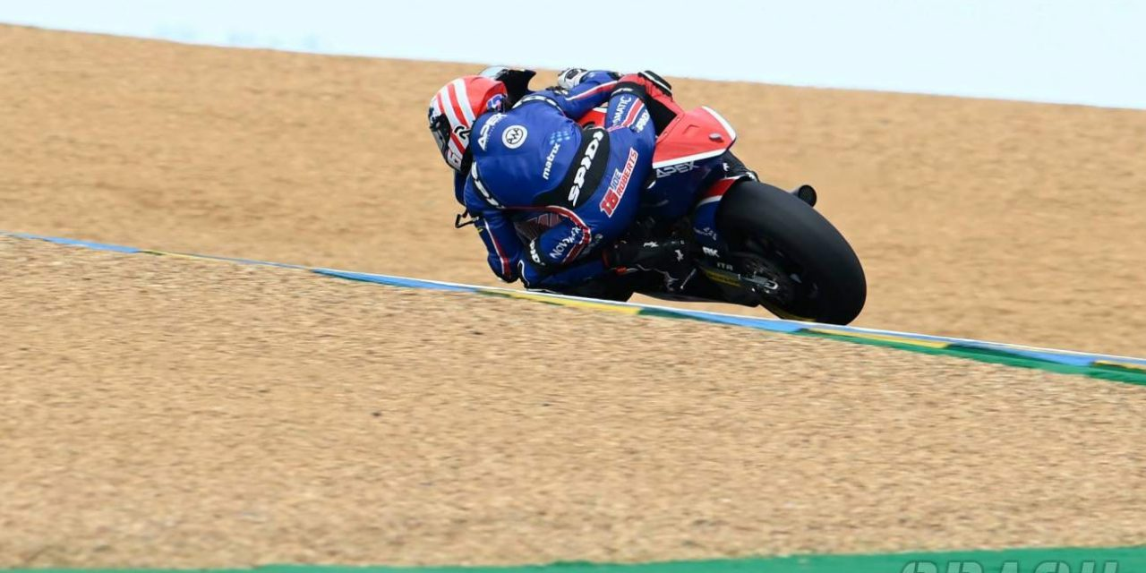 2020 French Moto2, Le Mans – Free Practice (3) Results