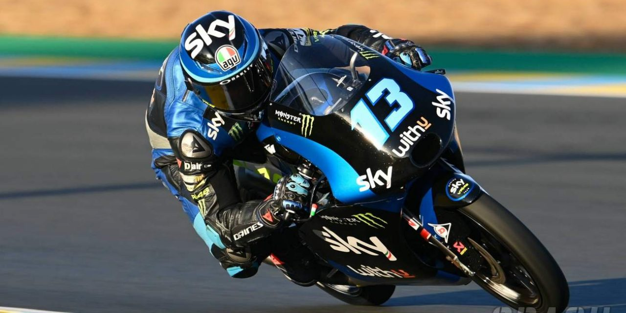 2020 French Moto3 Grand Prix, Le Mans – Race Results