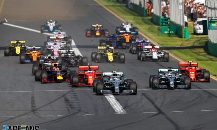 Draft 2021 F1 calendar presented to teams with 23 races · RaceFans