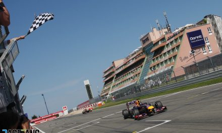 Very cool but dry race expected for F1's Nurburgring return · RaceFans