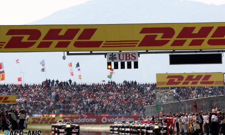 Turkish GP to be held without spectators following government decision · RaceFans