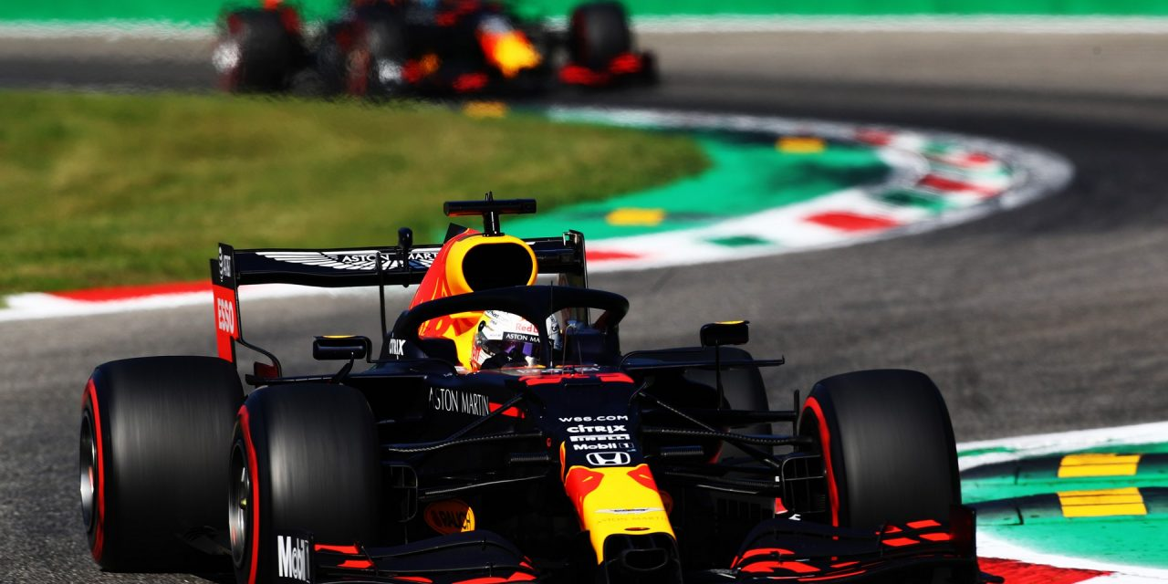 Who should Red Bull pick to be Verstappen's team mate? · RaceFans