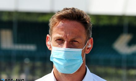 Button returns to Williams in advisor role 21 years after F1 debut · RaceFans