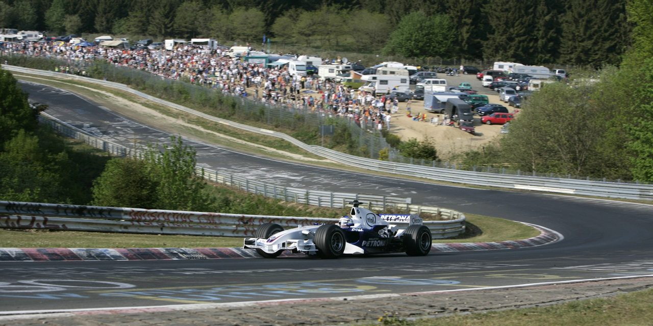 """F1 on the Nordschleife would be a """"dangerous adventure"""""""