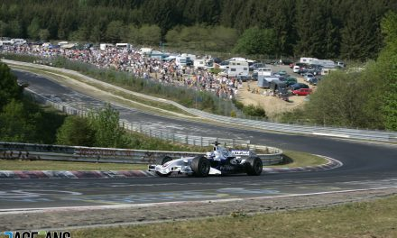 "F1 on the Nordschleife would be a ""dangerous adventure"""