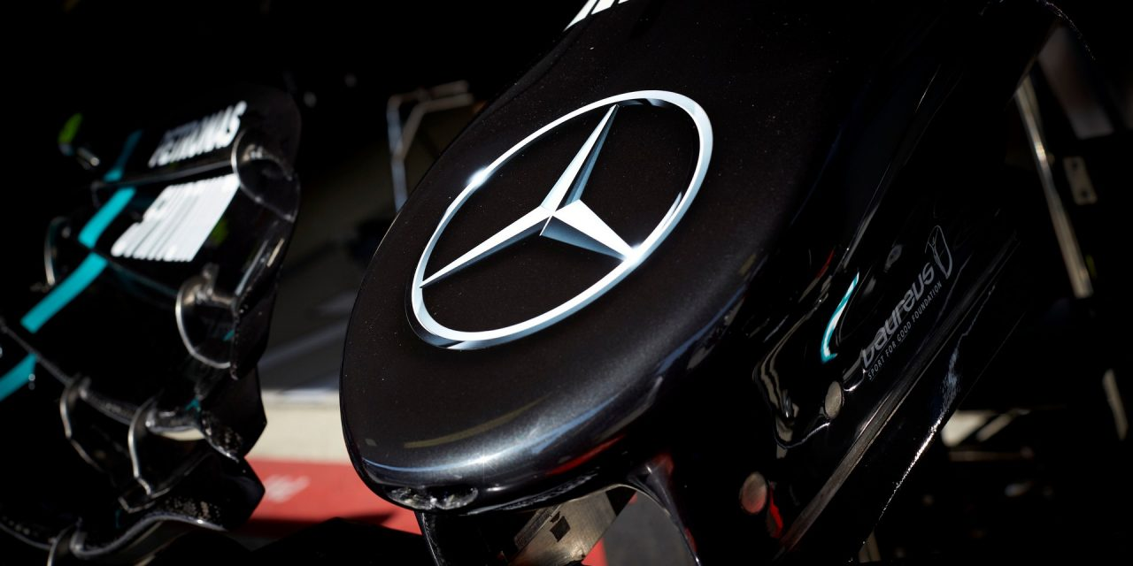 Mercedes team member tests positive for Covid-19 ahead of Eifel GP · RaceFans