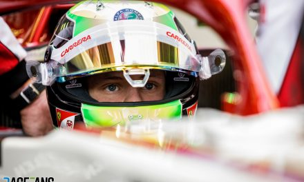 Schumacher and Ilott have to wait for F1 debuts as first practice is cancelled · RaceFans