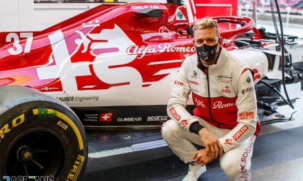 Mick Schumacher unsure when he'll get another F1 practice chance · RaceFans