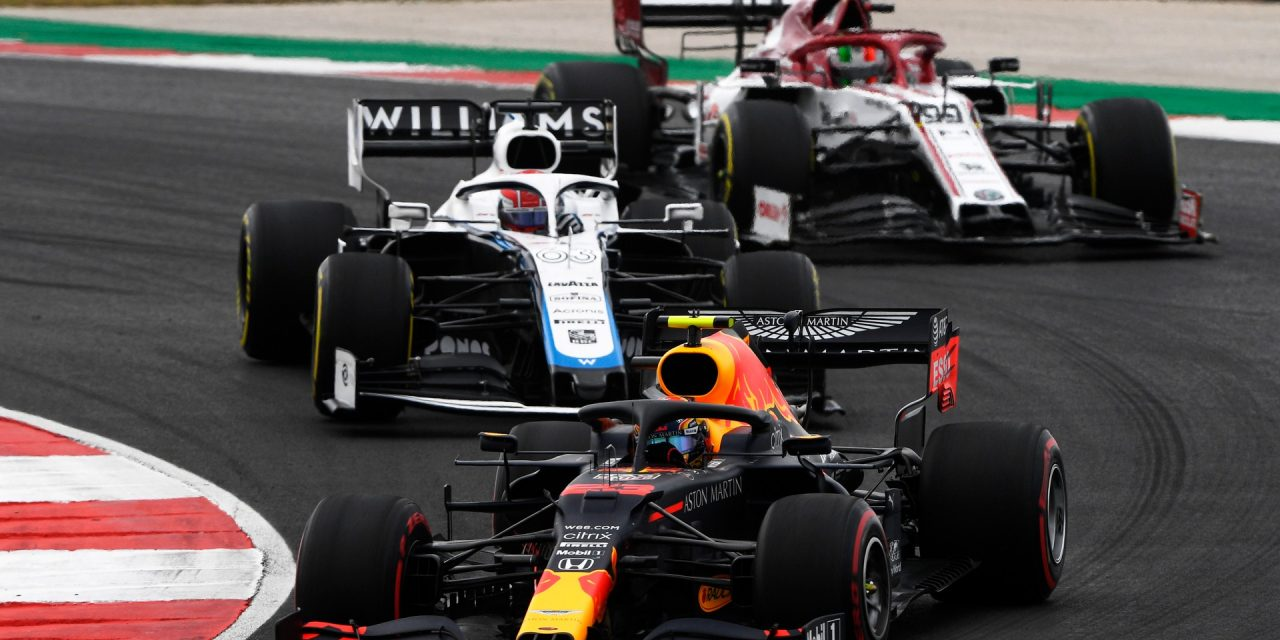 Red Bull won't replace Albon before end of season · RaceFans