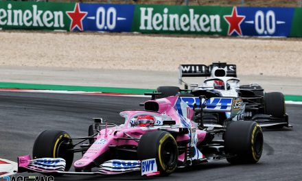 Perez collects second reprimand for another incident with Gasly · RaceFans