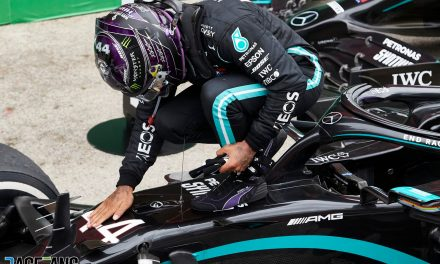 Mercedes set to win constructors' title at Imola, Hamilton's coronation will have to wait · RaceFans