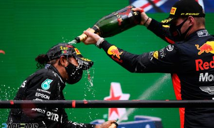 Everyone knows Hamilton is quick but his strength is his consistency