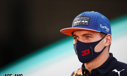 "Mongolian ambassador complains to FIA and Red Bull over Verstappen's ""racist language"" · RaceFans"