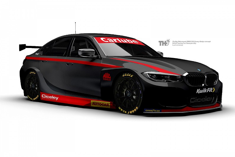 Ciceley replaces Mercedes with BMW for 2021 BTCC campaign – BTCC
